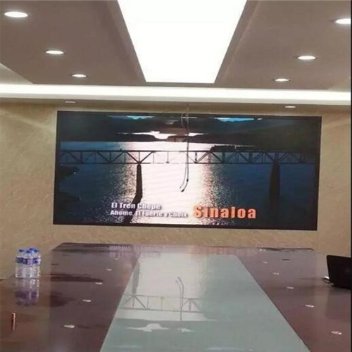 杭州某商场天幕-P2-120 ㎡