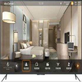 酒店电视系统。