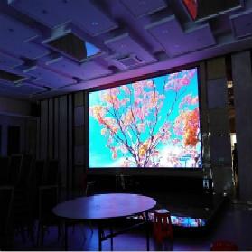 p1.5室内全彩led显示屏